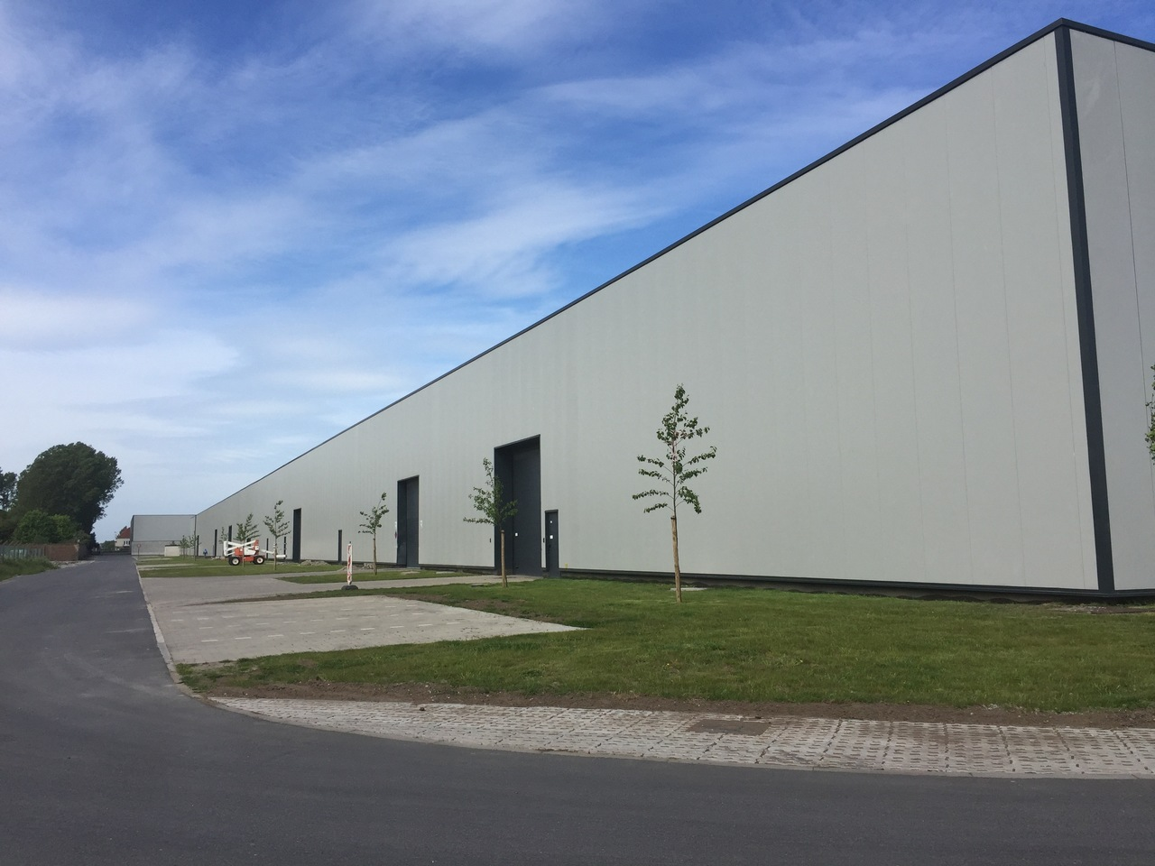 Ostend stores business park